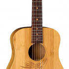 Safari Bamboo Travel Guitar w/Gigbag