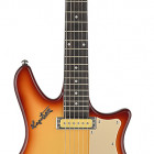 Hagstrom Impala Copperburst