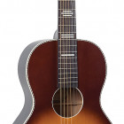RPS-7 Recording King Dirty 30`s Series 7 Acoustic Guitar, Single 0 Parlor