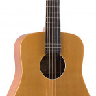 RD-A3MQ Recording King EZ Tone Solid Spruce Top Guitar