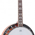 Recording King RK-R20 Recording King Songster Resonator Banjo