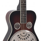 RR-60-VS Recording King Professional Wood Body Squareneck Resonator