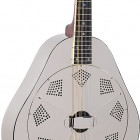 RA-998 Recording King Metal Body Resonator Mandolin