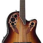 Ovation Celebrity Elite Plus Super Shallow CE48P-KOAB