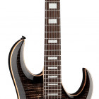 Michael Batio MAB3 Flame Top
