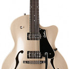 5th Avenue Uptown GT LTD Silver Gold w/Bigsby & TV Jones