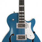 Godin Montreal Premiere LTD Desert Blue w/TV Jones