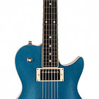Godin Summit Classic LTD Desert Blue w/Bare Knuckle