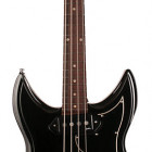 Dorchester 4 String Solid Body Bass Black RN