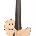 A5 Bass Ultra Natural SG Fretless EN SA