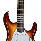 Sterling by Music Man Silhouette