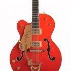 Gretsch Guitars G6120-1959LH-LTV Left-Handed Chet Atkins Hollow Body