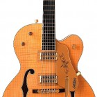 G6120AM Chet Atkins Hollow Body Flame Maple Top