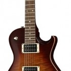 Dark Cherry Sunburst