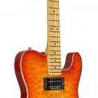 G&L ASAT Deluxe Semi-Hollow