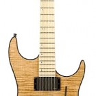 Natural Flame Maple Fretboard