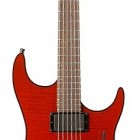 Trans Red Flame Rosewood Fretboard