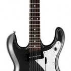 Pearl Black w/ White Pickguard