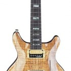 Hourglass Limited Spalted Flame Maple Top