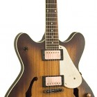 Badwater Semi Hollowbody