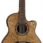 Quilted Ash - 12 string