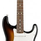 Brown Sunburst Rosewood Fingerboard
